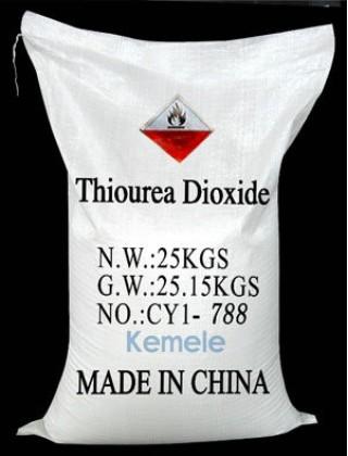 Thiourea Dioxide,Formamidine Sulfinic Acid