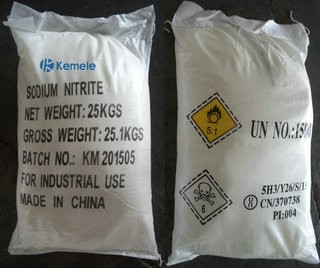 Industrial Grade Sodium Nitrite, Food Grade Sodium Nitrite,Anti-Rust